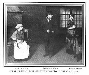 Kate Morgan, Whitford Kane, and Eileen Huban