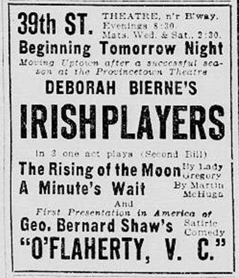 New York Tribune, June 20, 1920