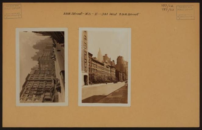 New York Public Library digital collection (OldNYC)