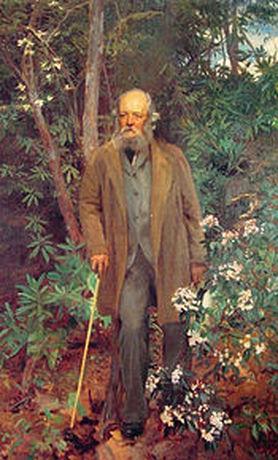 John Singer Sargent, Frederick Law Olmsted, (1895)
