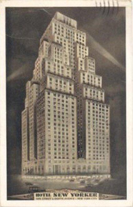Hotel New Yorker. http://www.allabouttesla.com/teslablog/wp-content/uploads/2009/04/new-york-3.jpg