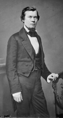 Jacob Thompson, the Confederate Secret Service commissioner in Toronto who ordered the attack.