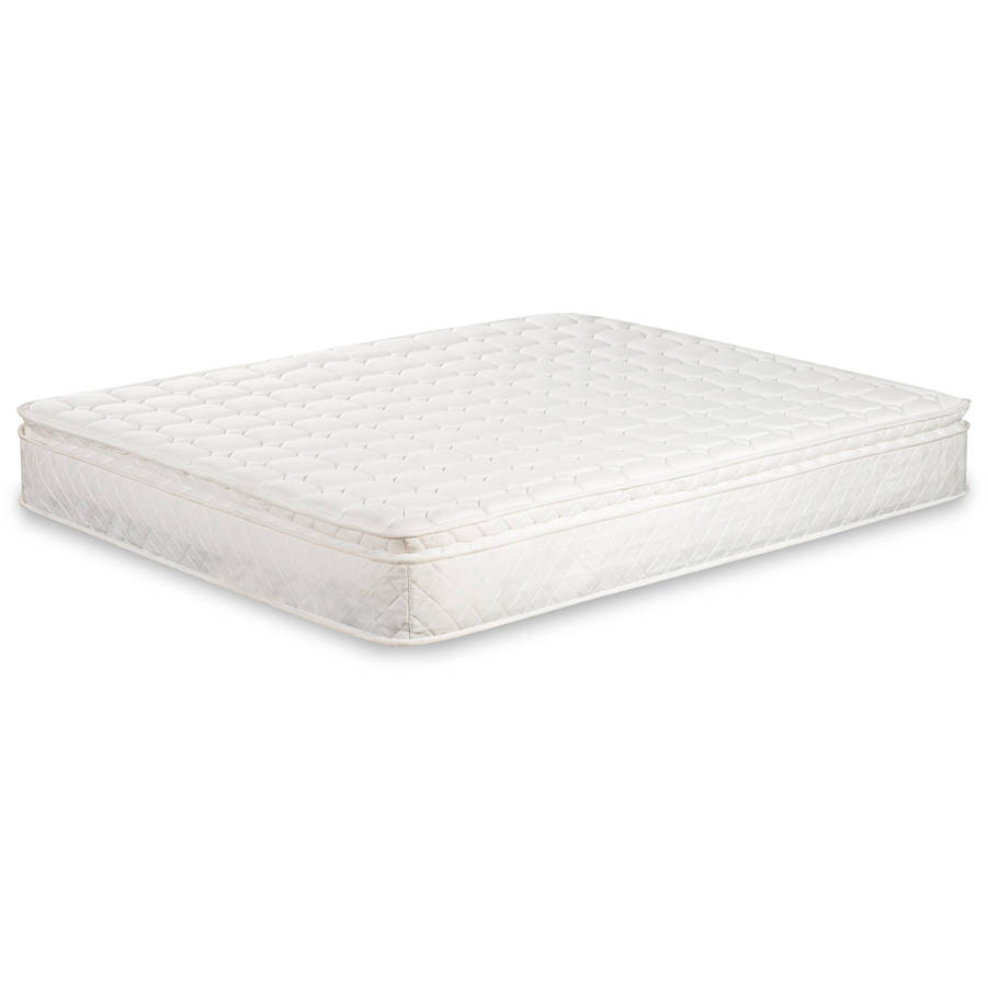 SleepPro™ - Mill Creek - Made with high performance foam core that maintains resilient flexibility and durability to provide a supportive night's sleep.View Sizes and Pricing