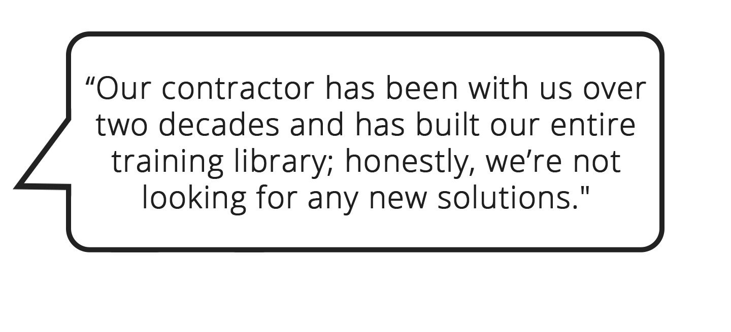 Long-term contractor quote