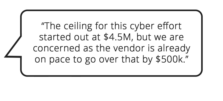 Cyber Effort Quote
