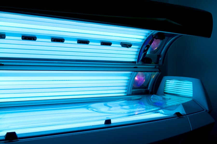 Tanning beds available downstairs in the gym on your way to the locker room. *Stop by the gym desk to book your appointment. The gym offers single tans or packages.