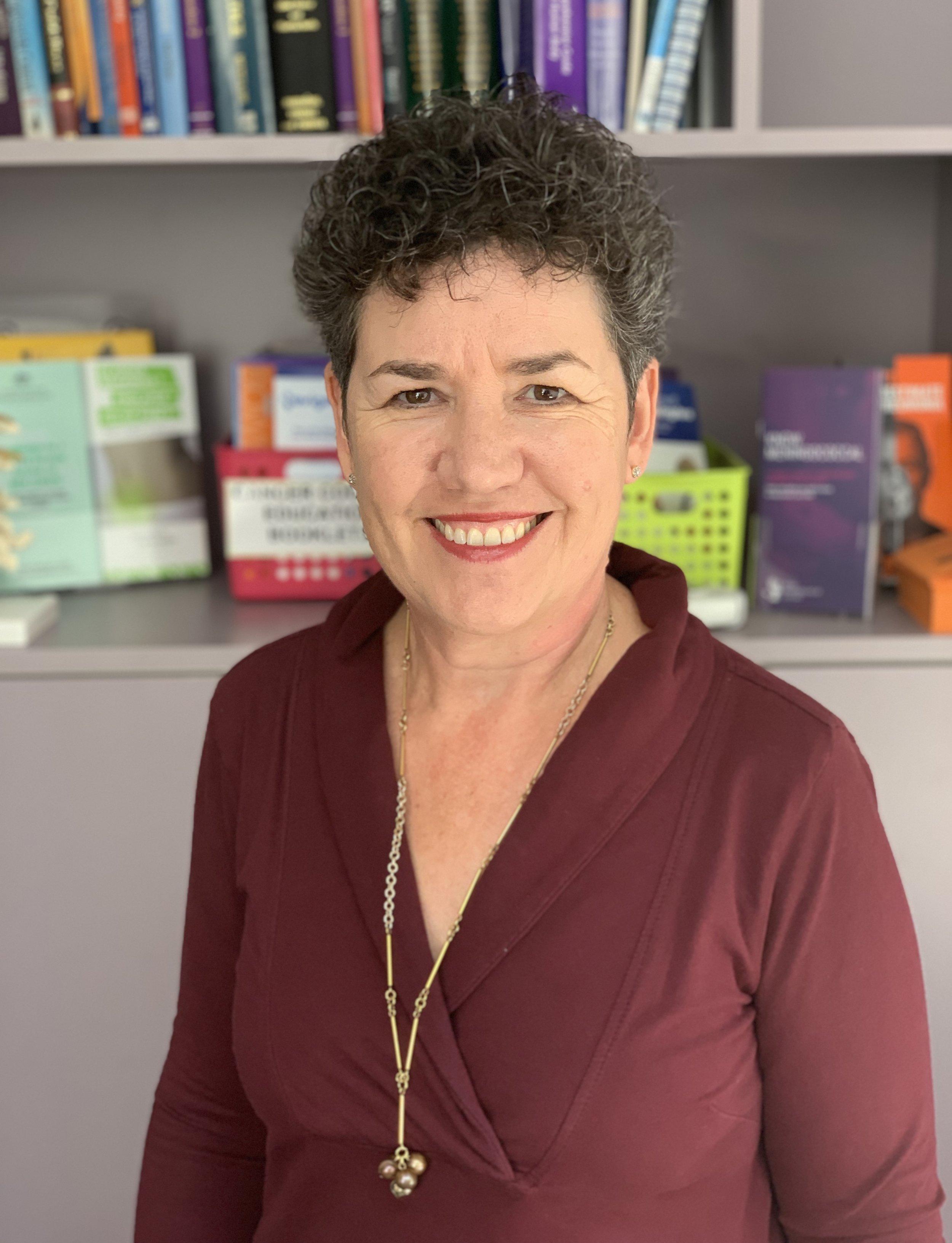 Dr. Sue Mouritz