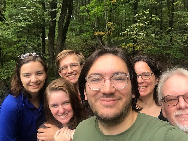 Grateful for these people. We had a lot of fun this past weekend playing Settlers of Catan, making smores and exploring Traverse City and Leland.