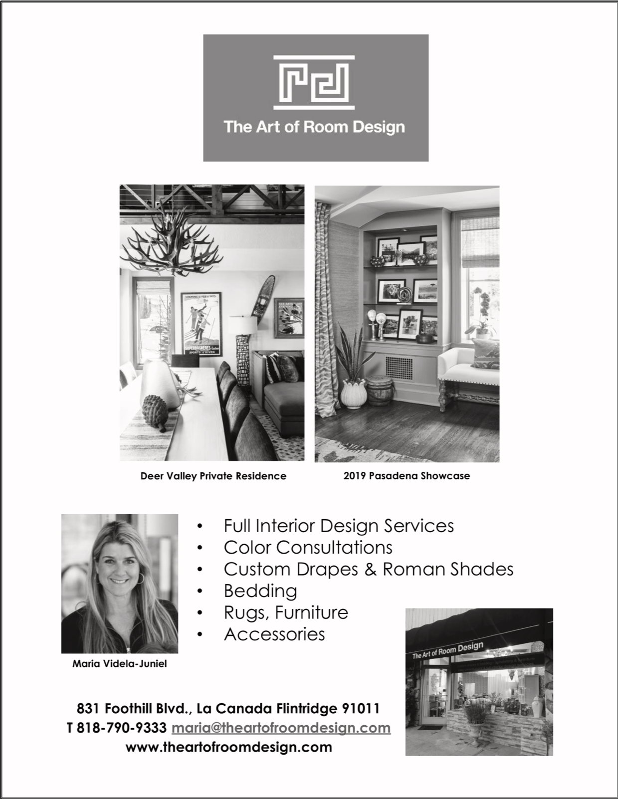 The Art of Room Design