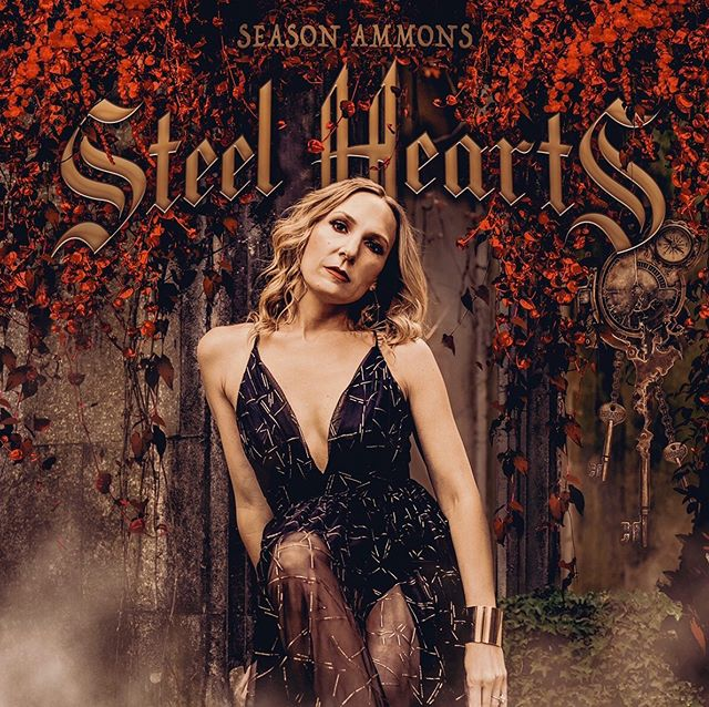 "🚨Coming Soon!!🚨 ""STEEL HEARTS"" The new full length Soul Album recorded at Abbey Road Studios will be available for pre-order on August 2 and available everywhere August 30th!! What a dream come true, I can't wait for you to hear it 💥"