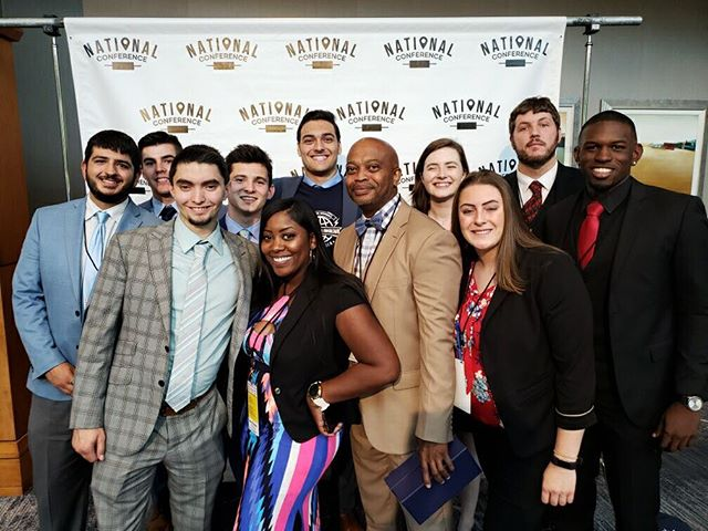 The Mehta Marketing Inc team, representing Cleveland 📍St. Louis📍and Pittsburgh 📍at a national business conference!