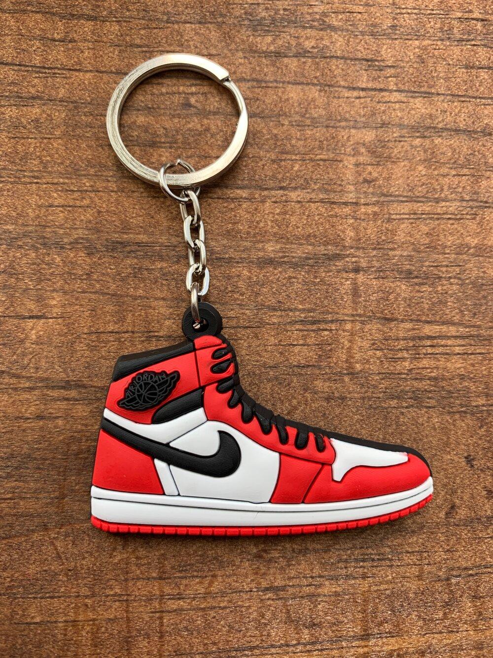 Air Jordan 1 Game Royal Keychain — kicksco