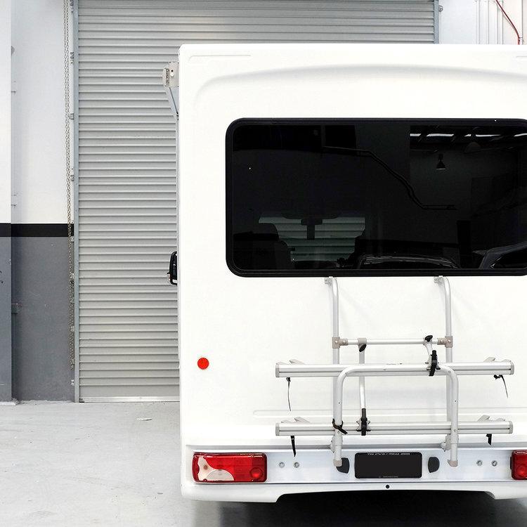 Motorhome bumper repairs