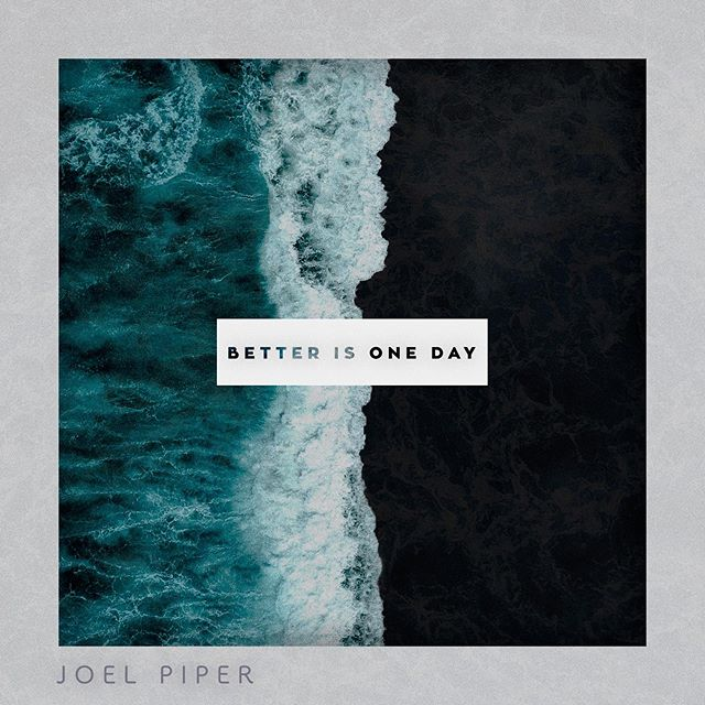 """A new take on a great song that speaks Truth. This Saturday Sept. 7!!! """"Better Is One Day"""" (Ambient/ Re-Imagined) //////// The tones of this song inspired by Psalm 84:10-12 """"Better is one day in your courts  than a thousand elsewhere; I would rather be a doorkeeper in the house of my God  than dwell in the tents of the wicked. For the Lord God is a sun and shield;  the Lord bestows favor and honor; no good thing does he withhold  from those whose walk is blameless. Lord Almighty,  blessed is the one who trusts in you."""" @iconic_nation"""