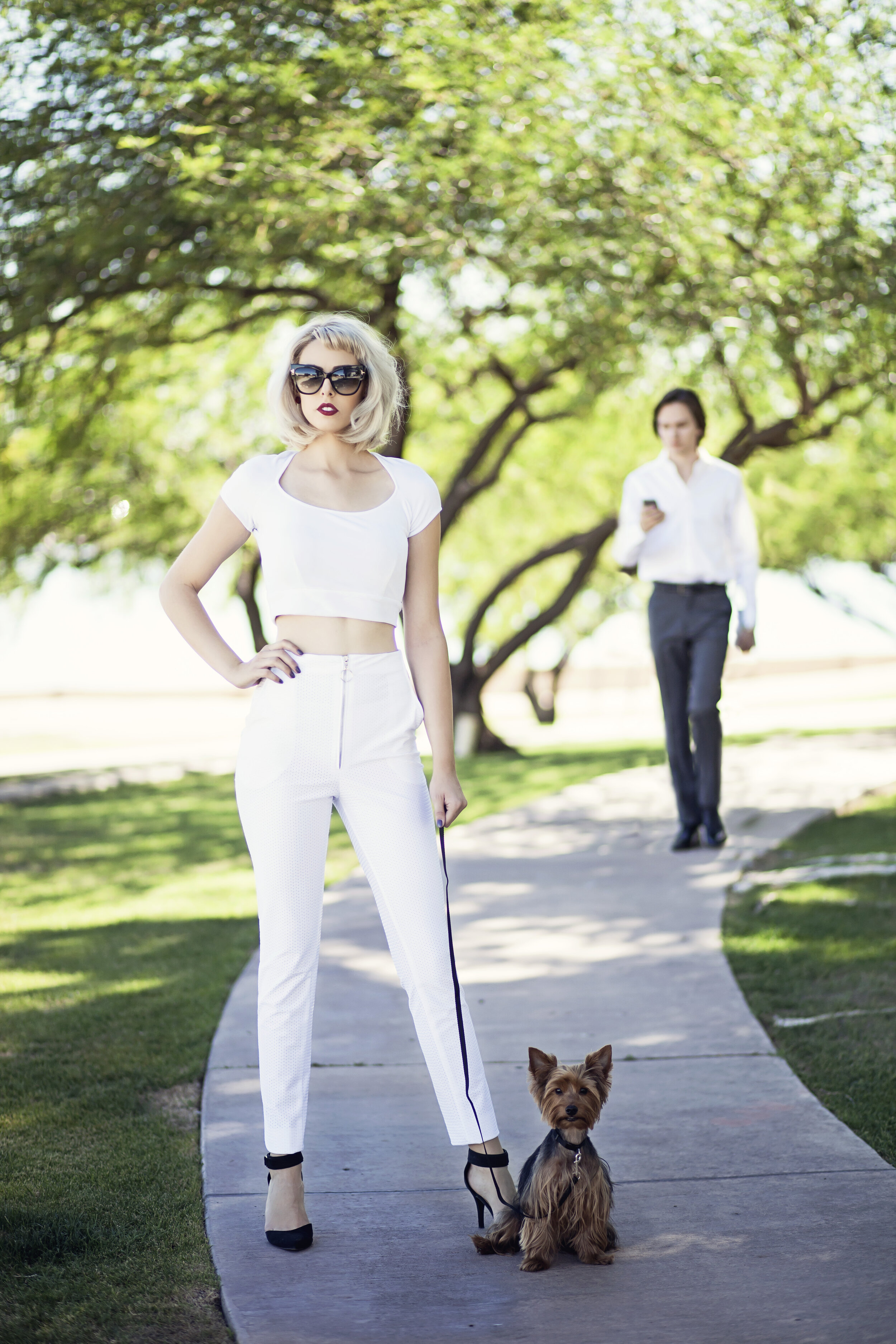 Beauty is a Distraction featured in Arizona Foothills Style Files bespoke casual clothing by Alis Fashion Design photographed by Bethany Garvey.jpg