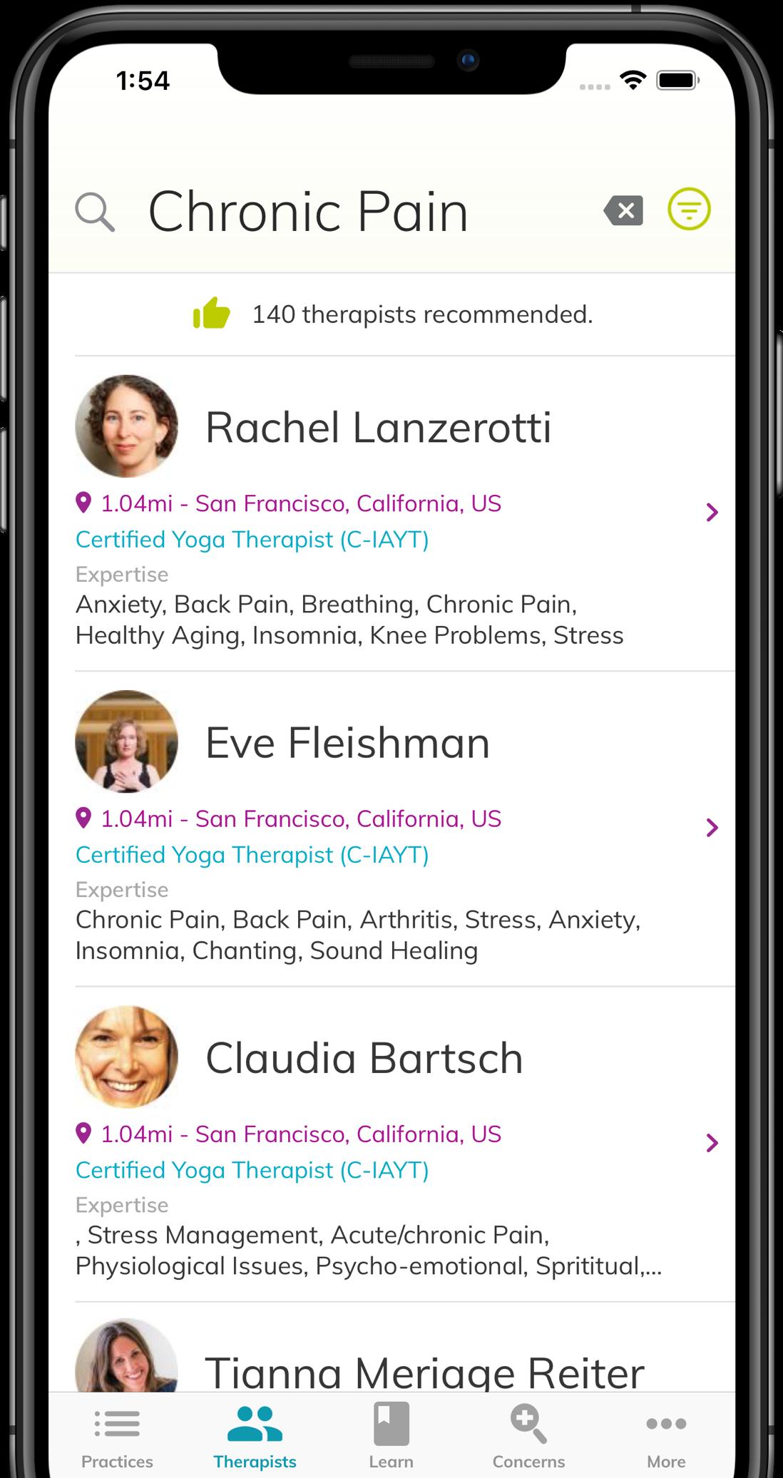 Yoga For Better Health App Image 1