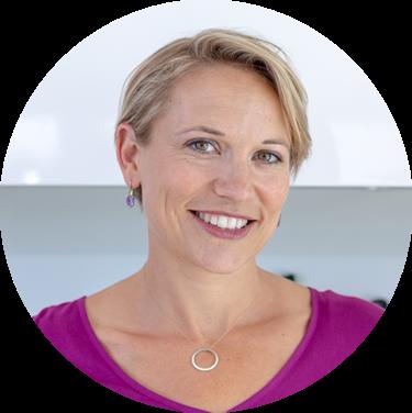 Ann Marie Johnston, Director, YogaMate