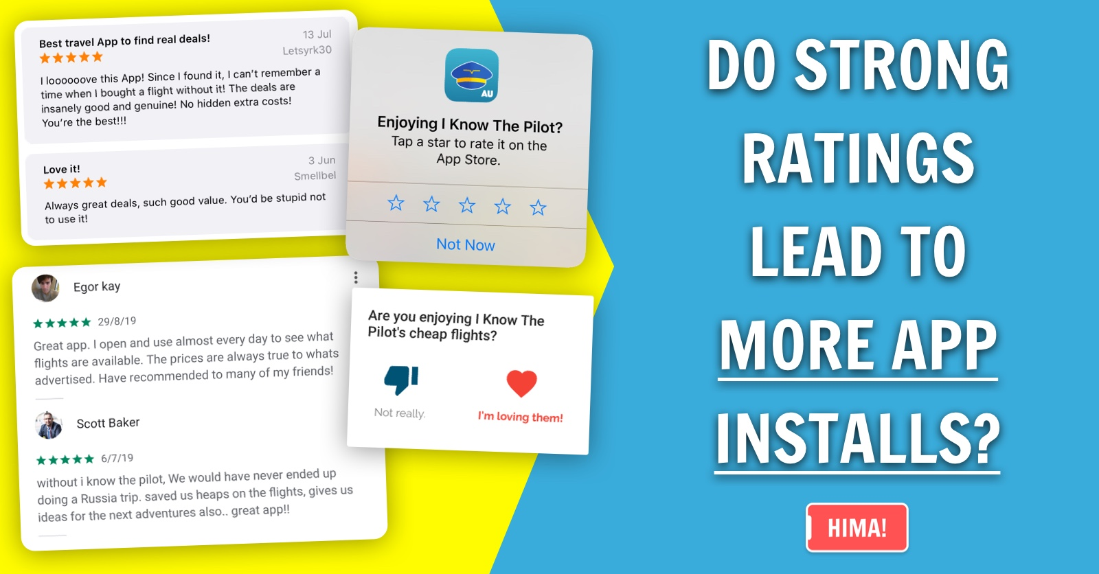 Do Strong Ratings Lead To More App Installs