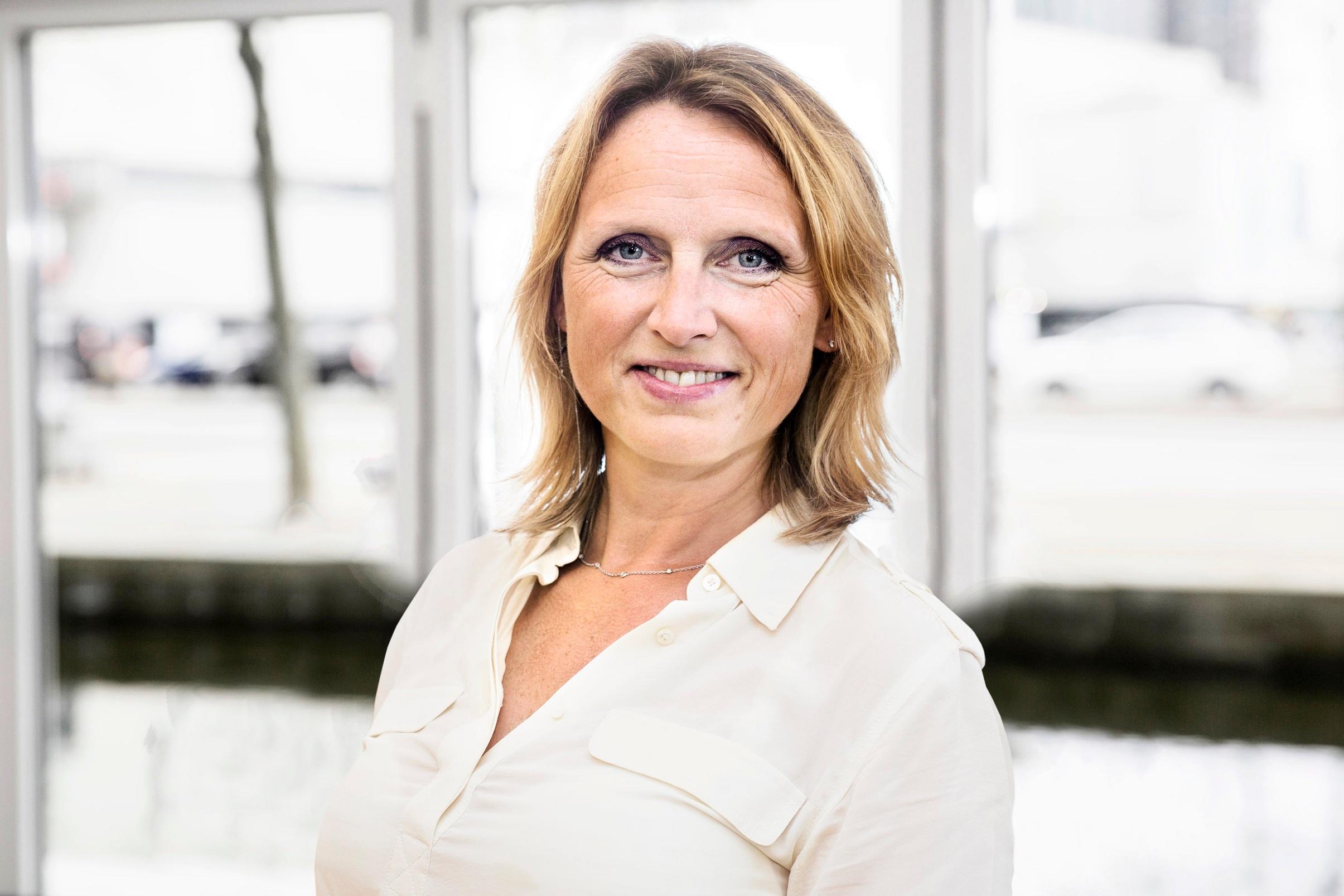 Navn:  Anne Skovbro   Titel:  Adm. Direktør for Udviklingsselskabet By & Havn