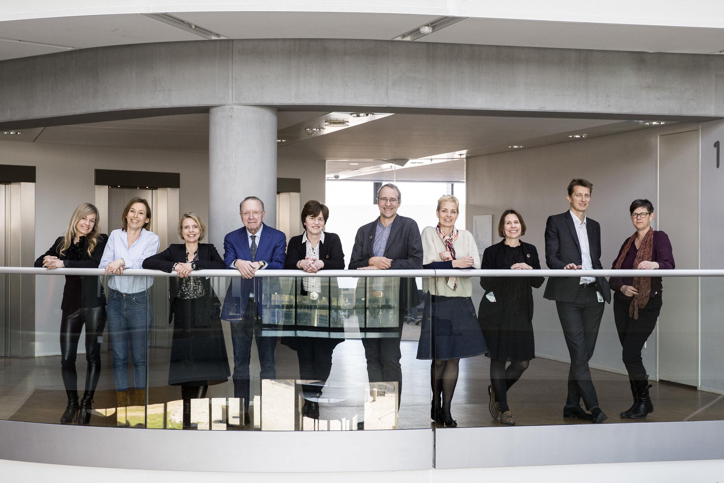 Bæredygtig udvikling - Mød ØICCs Advisory Board