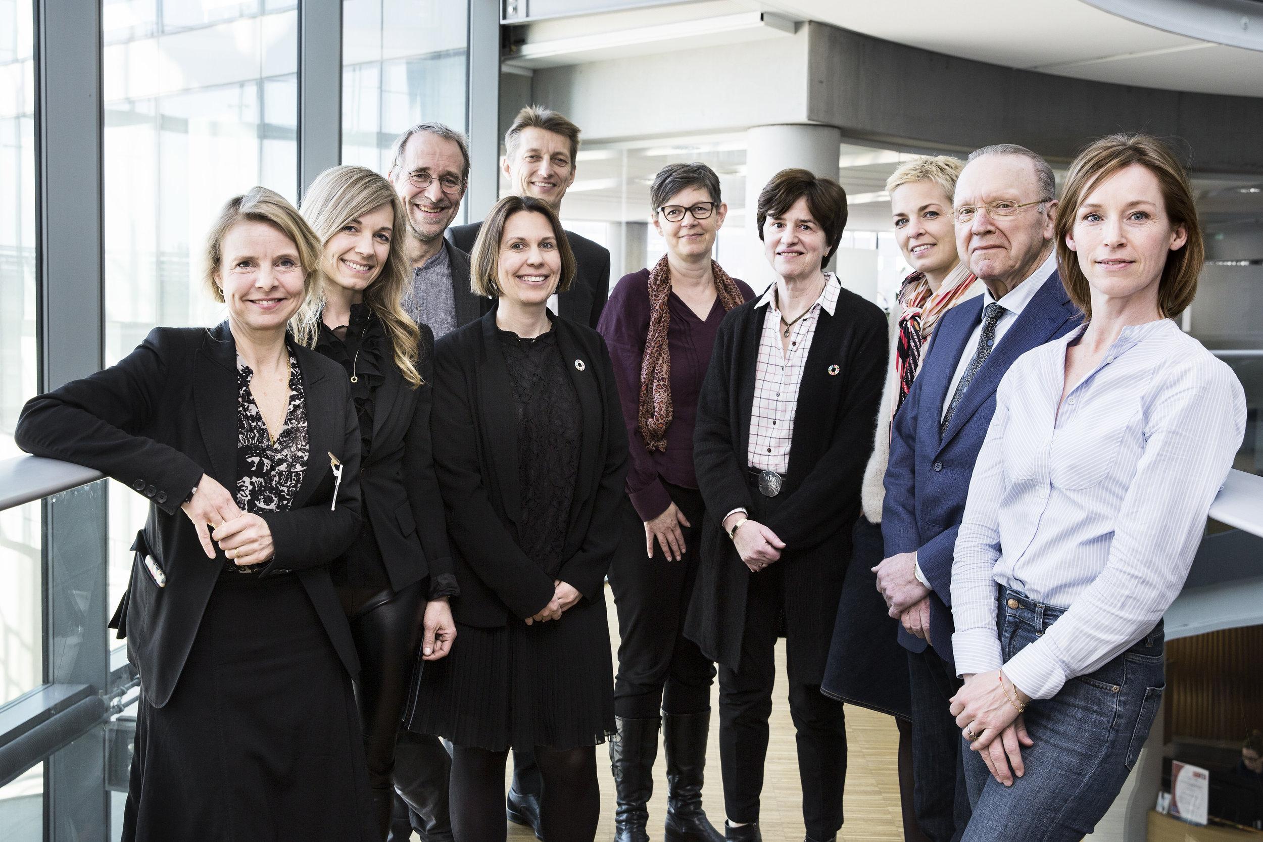 Bæredygtig udvikling - FN blåstempler ØICCs Advisory Board