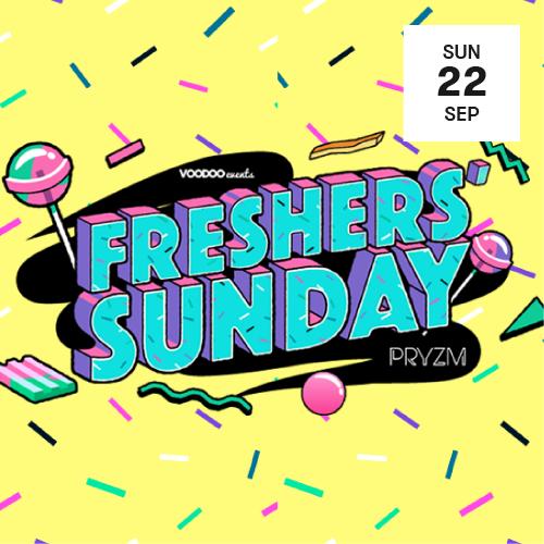 Freshers Sunday
