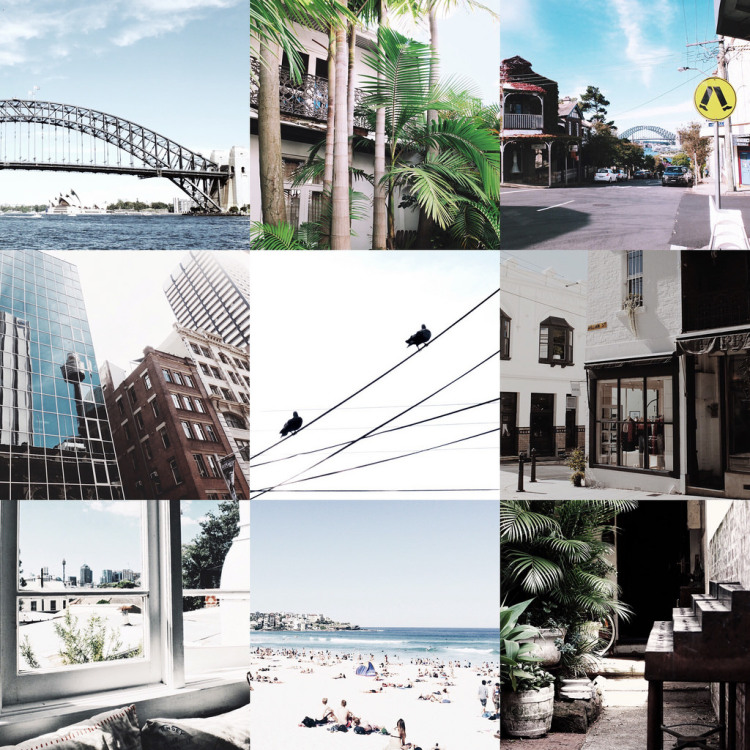 Best nine 2017 • 3/3 (Sydney) – How much I love this city
