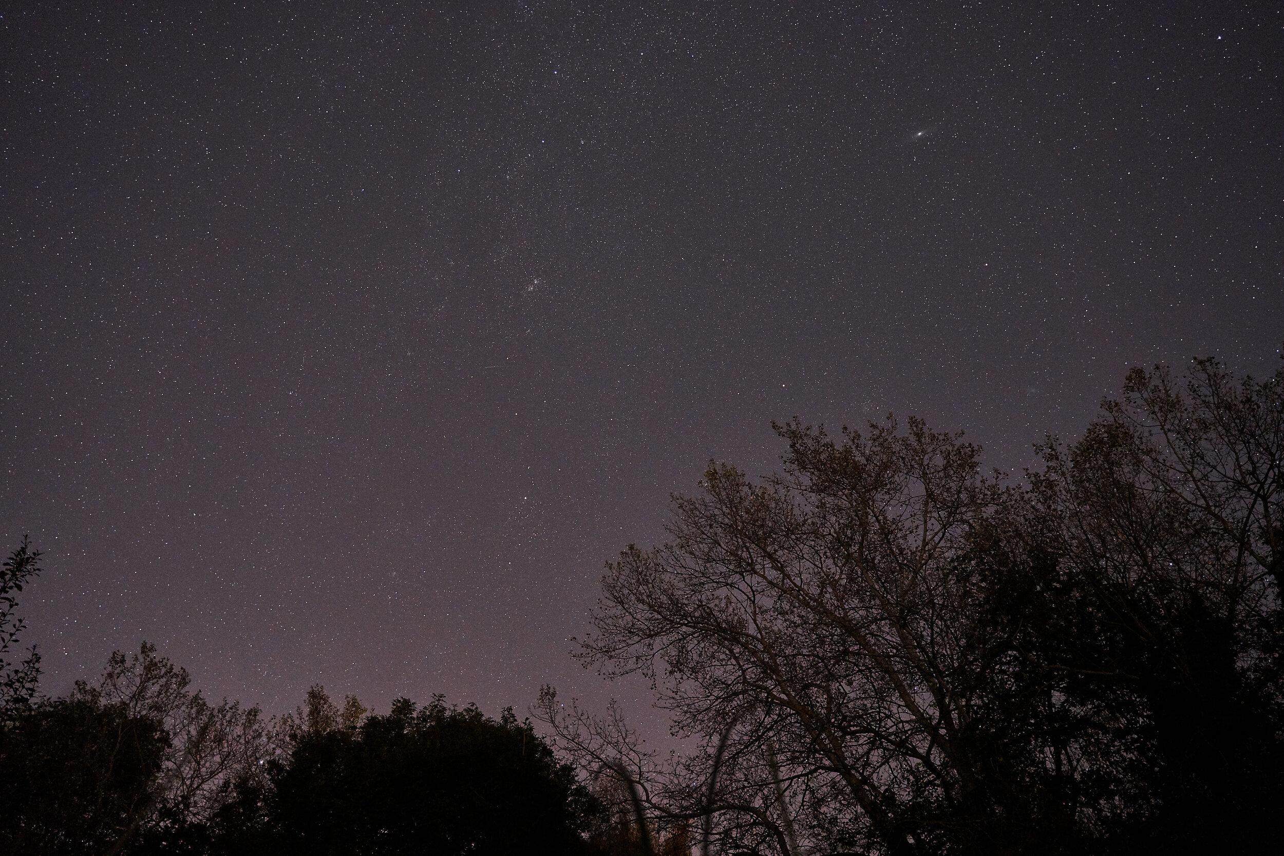 4.Shot without Hoya Starscape filter