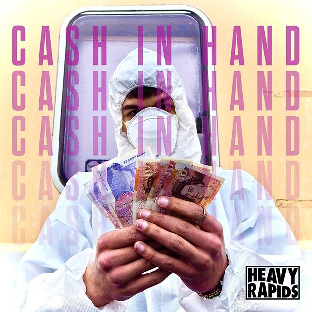 The time has come for our Debut EP, 'CASH IN HAND' to be shared with the world!  LINK IN BIO. GET SHARING FOLKS ❤️