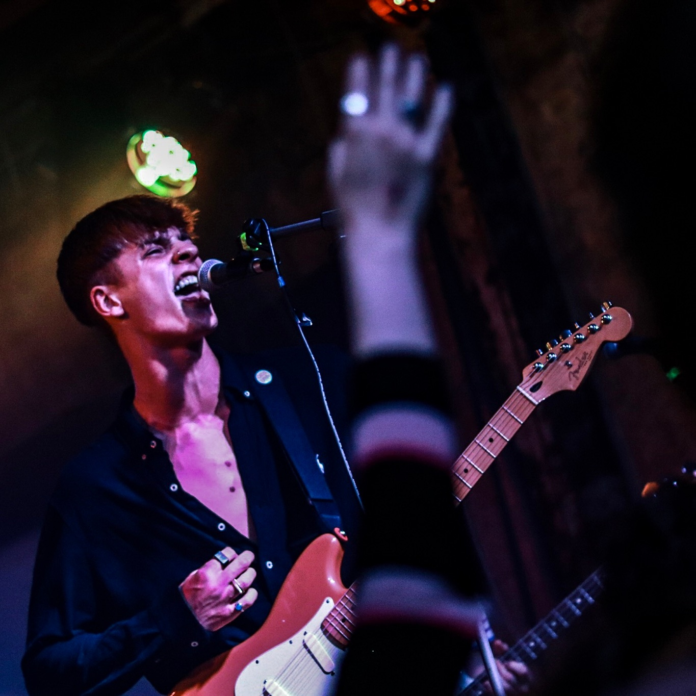 Live Review - Mockit Music - Sneaky Pete's // 26th SeptPhoto: @tamsynphtography_
