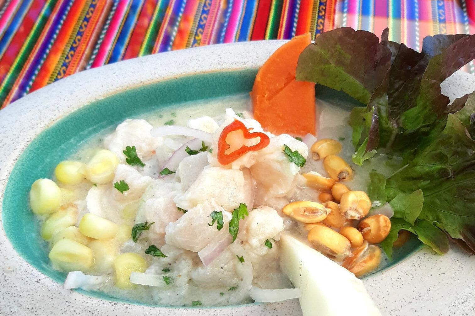 Es El Ceviche Peruano Guerra Por El Origen Del Ceviche Patata Santa