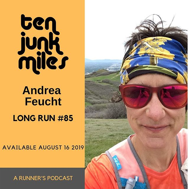 Take a long run with me and Andrea Feucht, someone I have followed and been personally interested in for several years.  I manage to get her to talk about her life in running, her progression to running trail 100 milers (including 3 Hardrock Hundred Endurance Run 100 mile finishes!) her long history and board membership with Hardrock, changes in the ultra scene over the years, her approach to running and training and how it has evolved over the years, life, and much much more.  Check out her blog at: misstenacity.com  This episode is  sponsored in part by PATH projects...the best clothes for men to run in, period.  https://pathprojects.com  Website: http://www.tenjunkmiles.com/  Patreon: https://www.patreon.com/tenjunkmiles  Twitter: https://twitter.com/tenjunkmiles  Instagram:https://www.instagram.com/tenjunkmiles/  Facebook: https://www.facebook.com/TenJunkMiles/