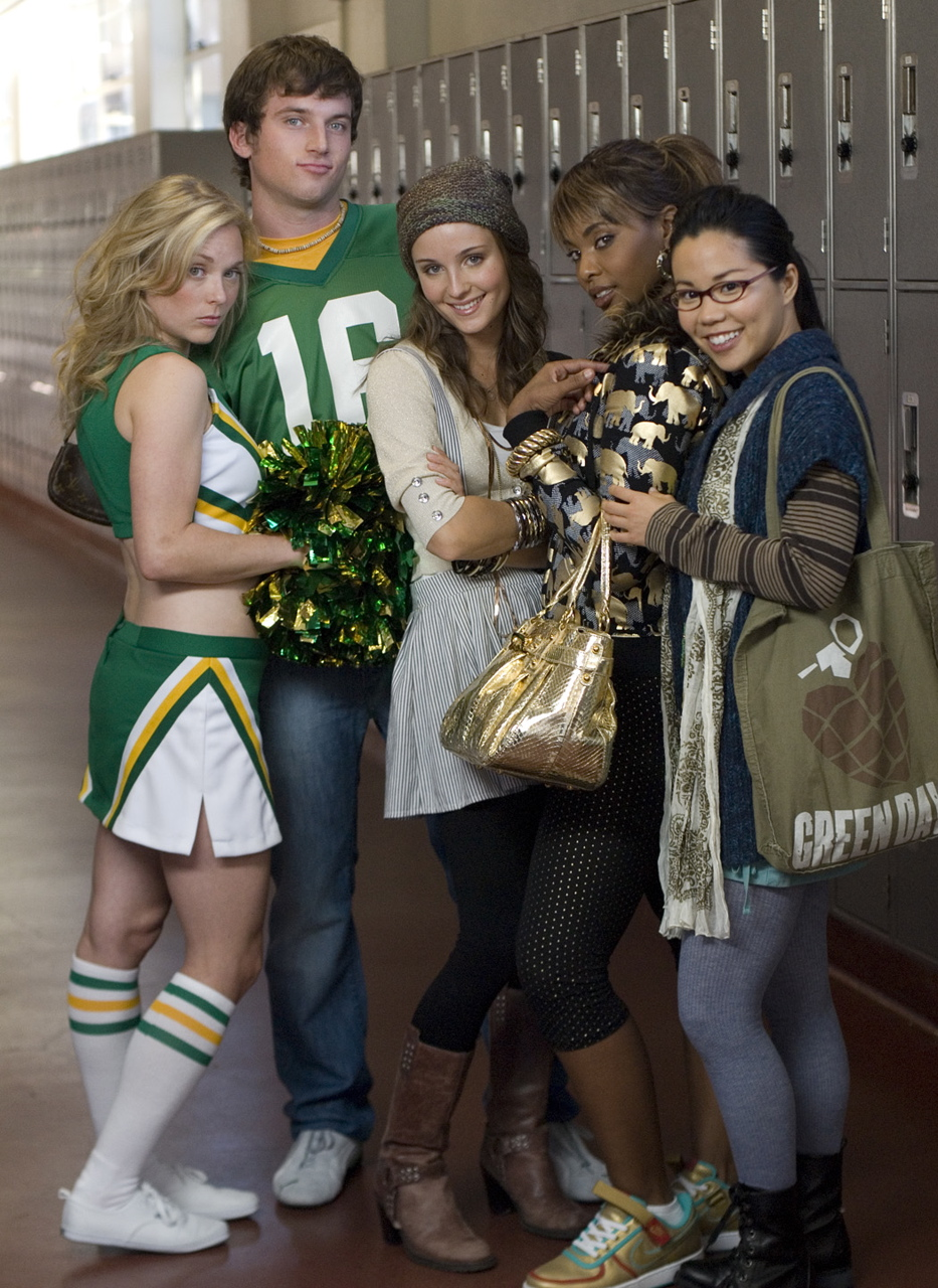 - After graduation, I moved to LA to act and produce. This was a pilot for a webseries called Sweety High.
