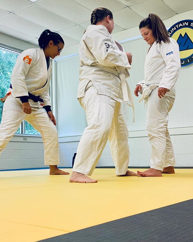 Women's Only Jiu-Jitsu every Wednesday at 5:30 PM