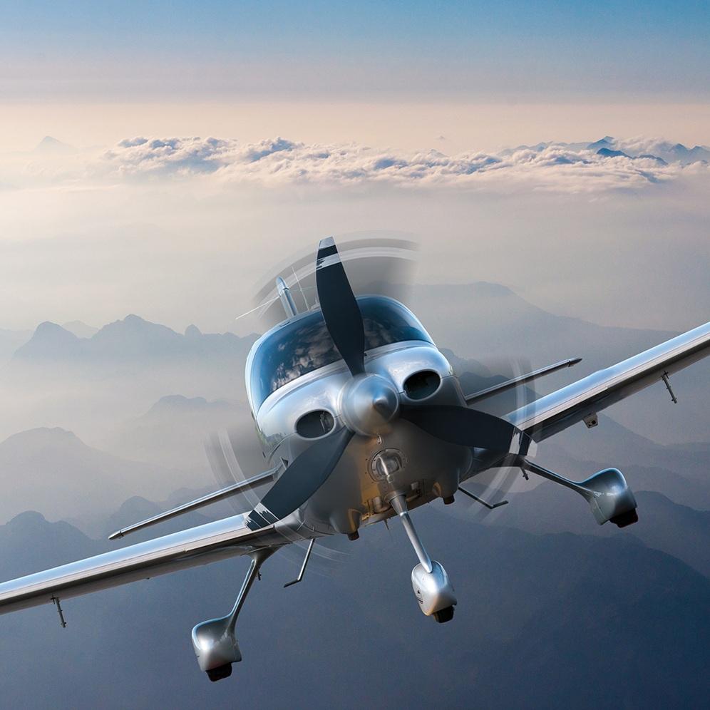 Aircraft Application -