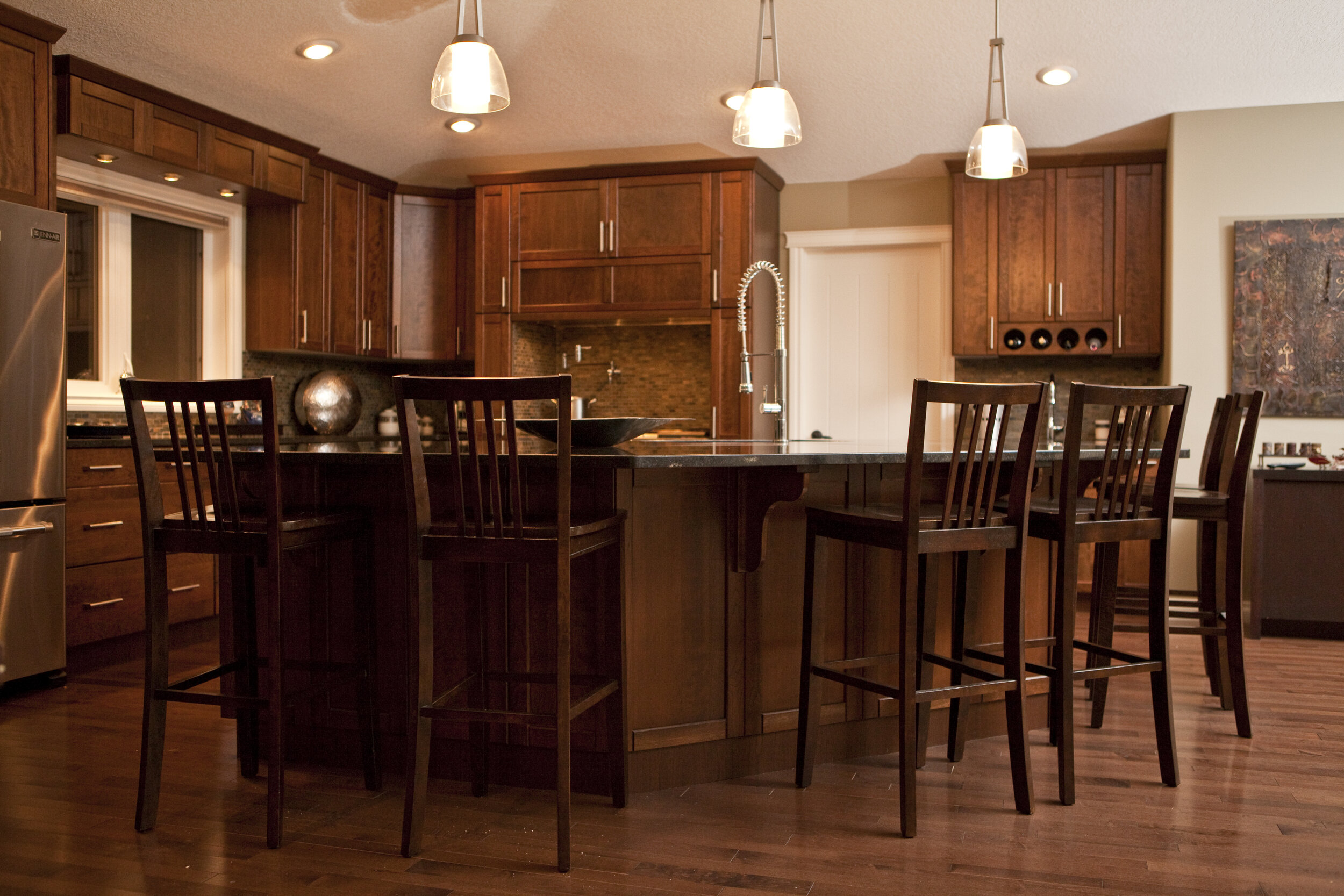 Cabinets Designed for Life