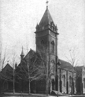 Church of the Evangelists, 1851 - 1971
