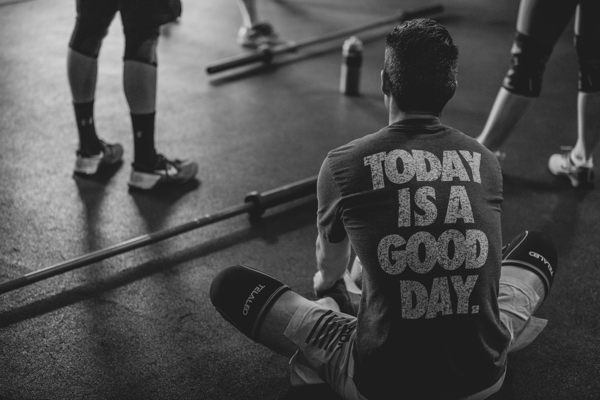 NEW TO CROSSFIT -