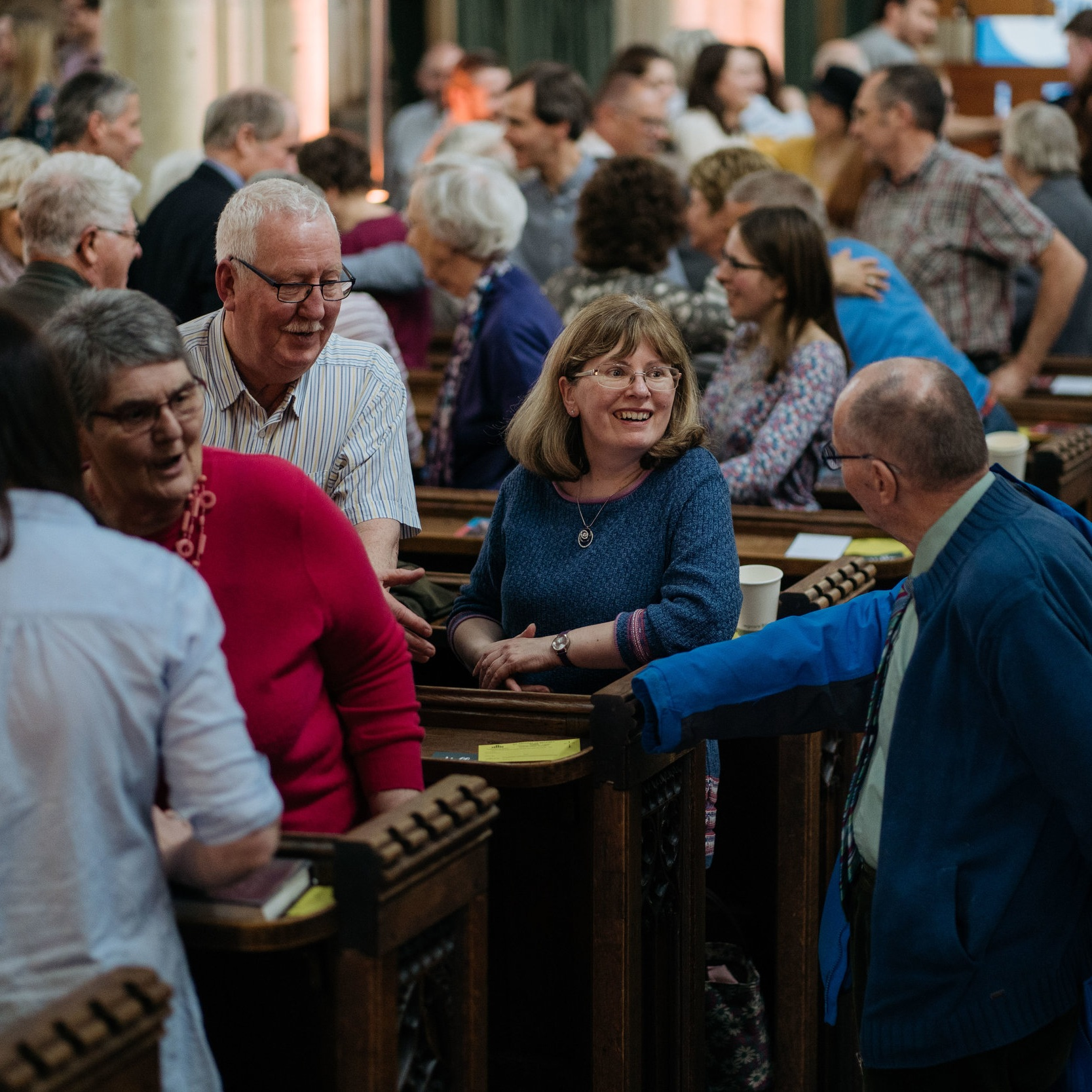 Mission - If you want to get involved in the mission of the church then the best thing you can do is get involved in a Belfrey Group.