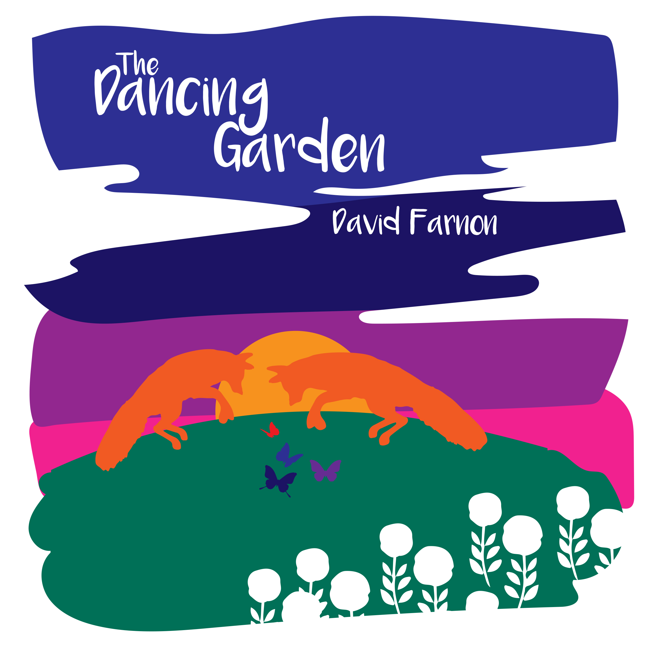 The Dancing Garden | David Farnon (2018) -
