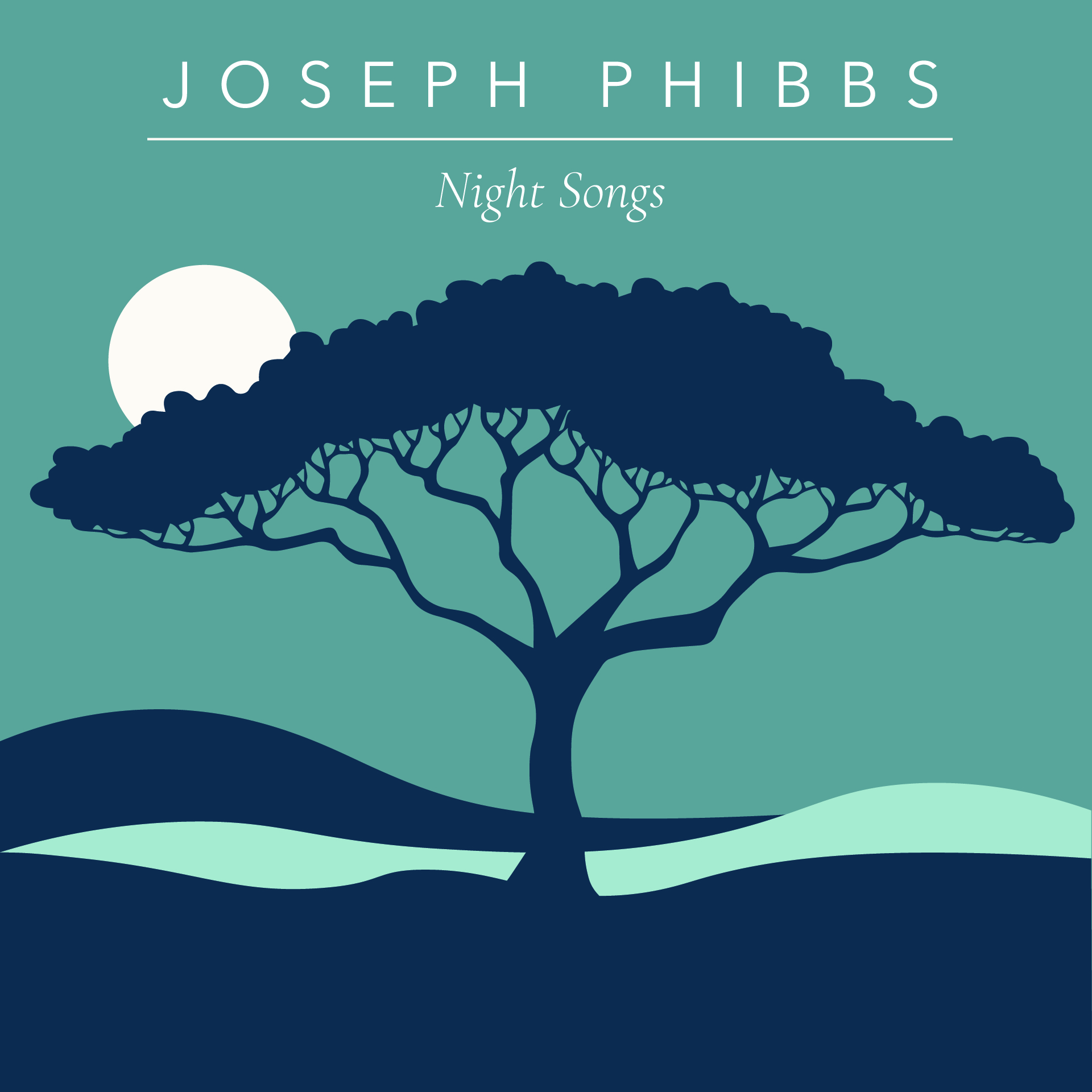 Night Songs by Joseph Phibbs - Available worldwide.