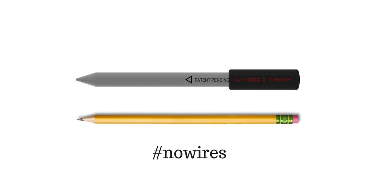 Wireless Temperature Probe