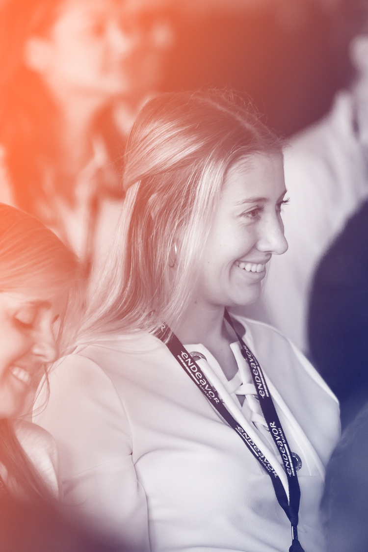 - Endeavor Miami is excited to host its 2nd annual high-impact entrepreneurship summit ScaleUp, featuring entrepreneurs and business leaders from Endeavor's global network.