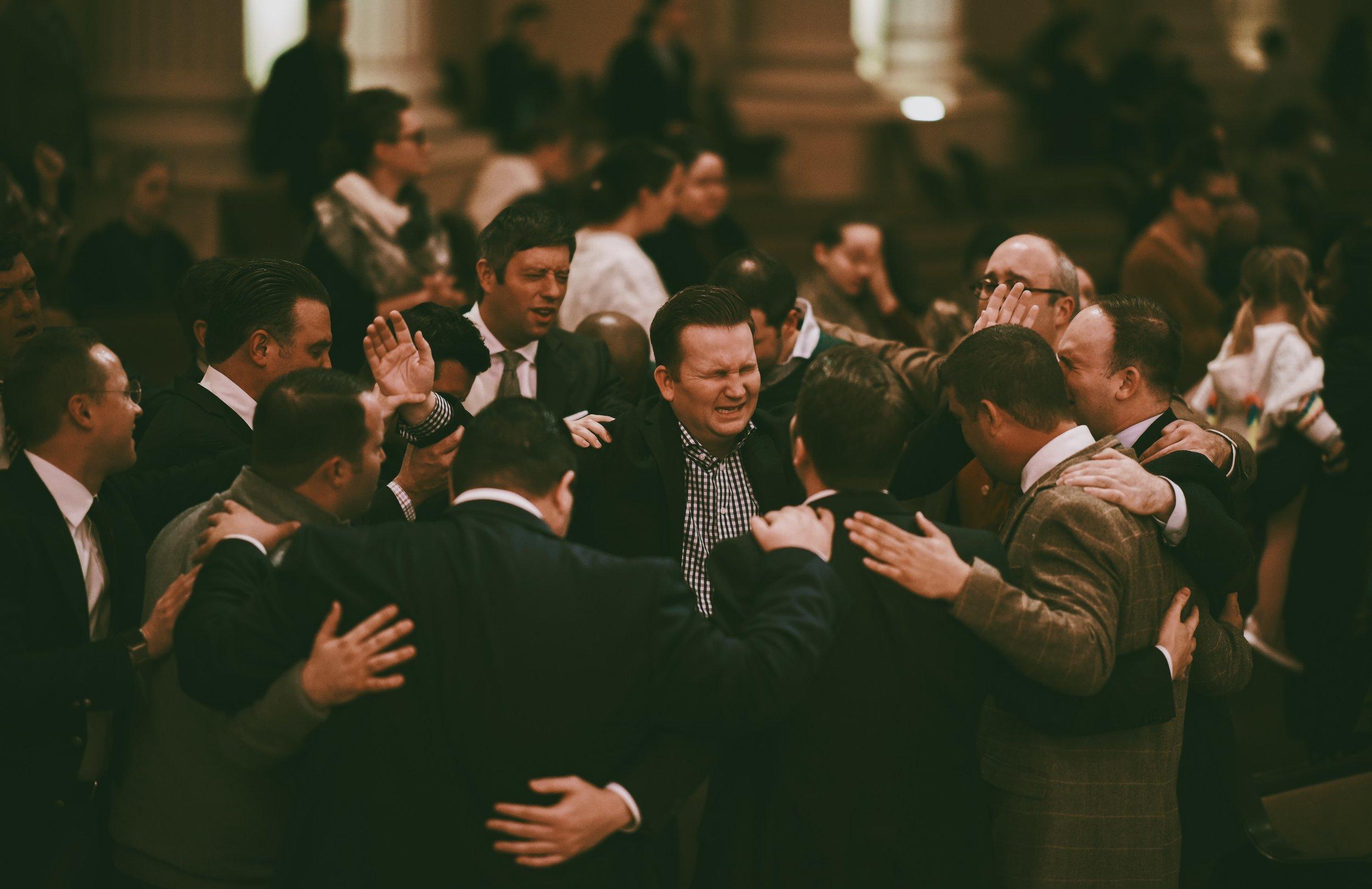 Chris Blakely Prayer.JPG