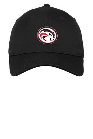 Twill Logo Cap