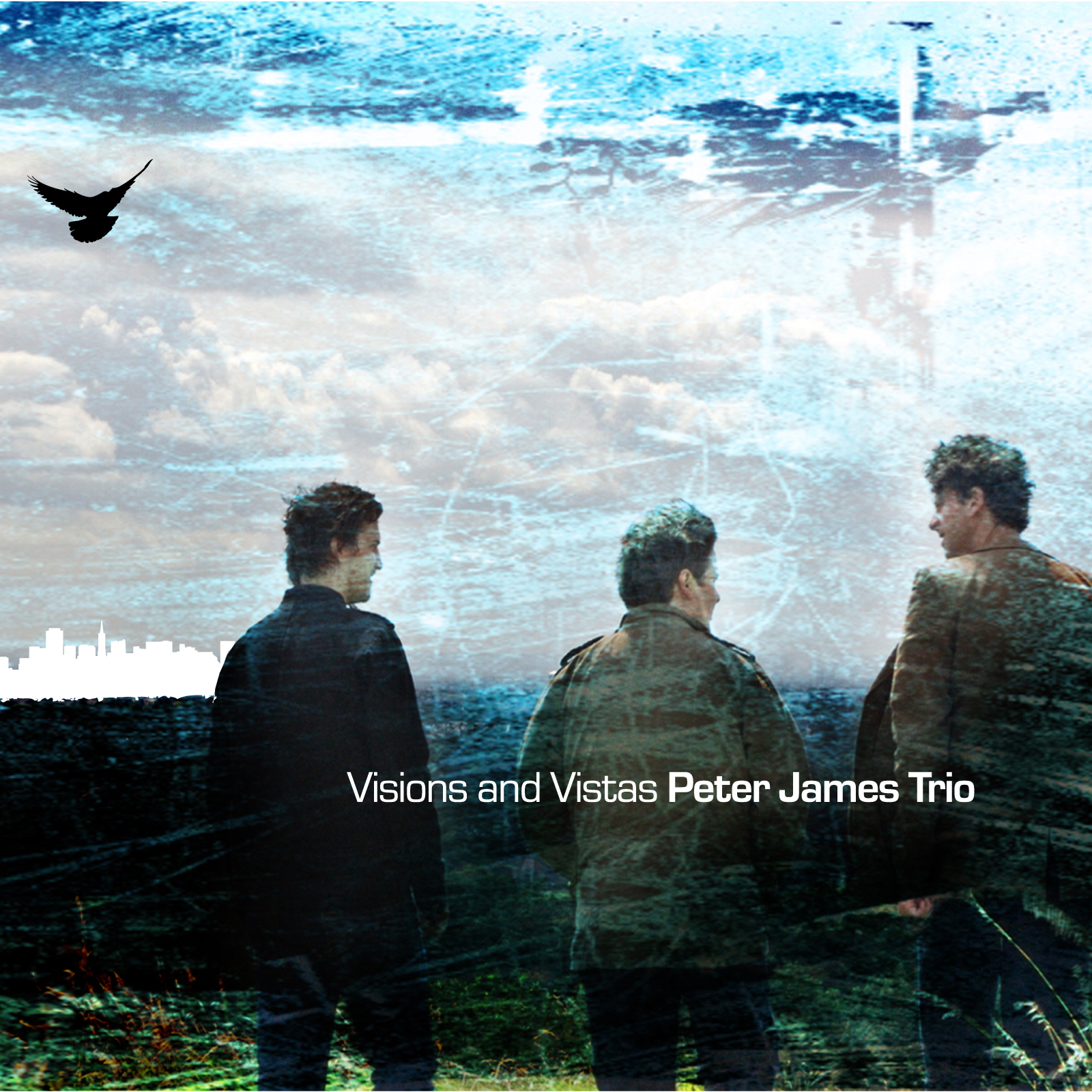 (2008) Peter James Trio - Visions and Vistas