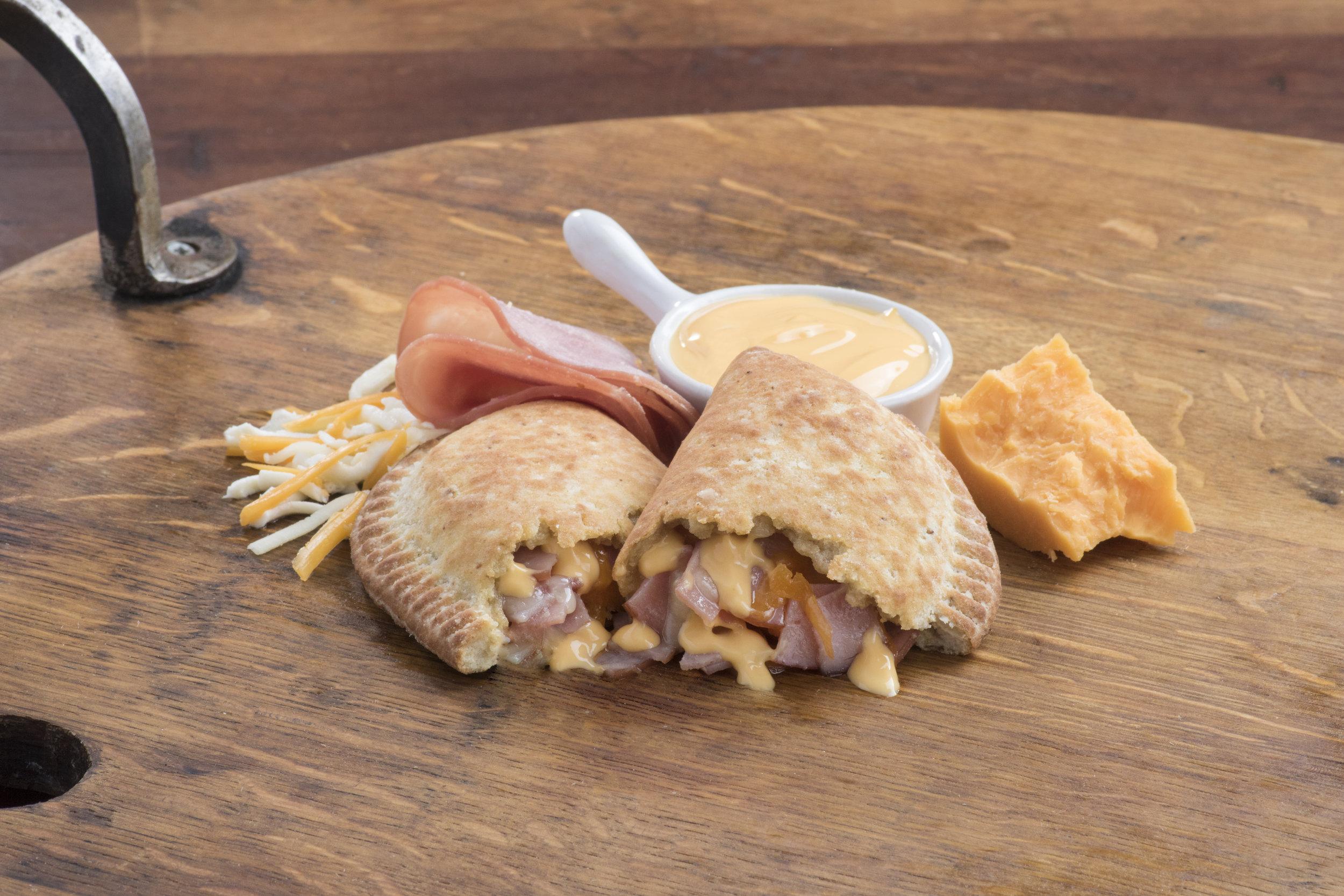 Uncured Turkey Ham & Cheese Stuffer
