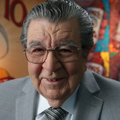 Photo of Jose Luis Saavedra Sr. owner of Tapatio