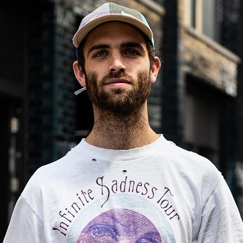 Photo of Sean Wotherspoon founder of Round Two