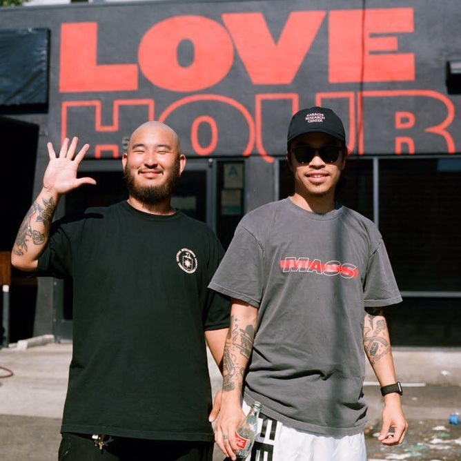 Photo of Mike Pak and Duy Nguyen owners of Love Hour
